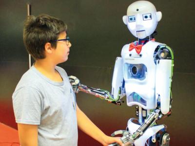 Al Bicocca Village spazio alla Città dei Robot
