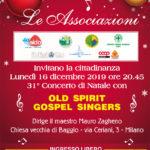 Concerto di Natale con Old Spirit Gospel Singers