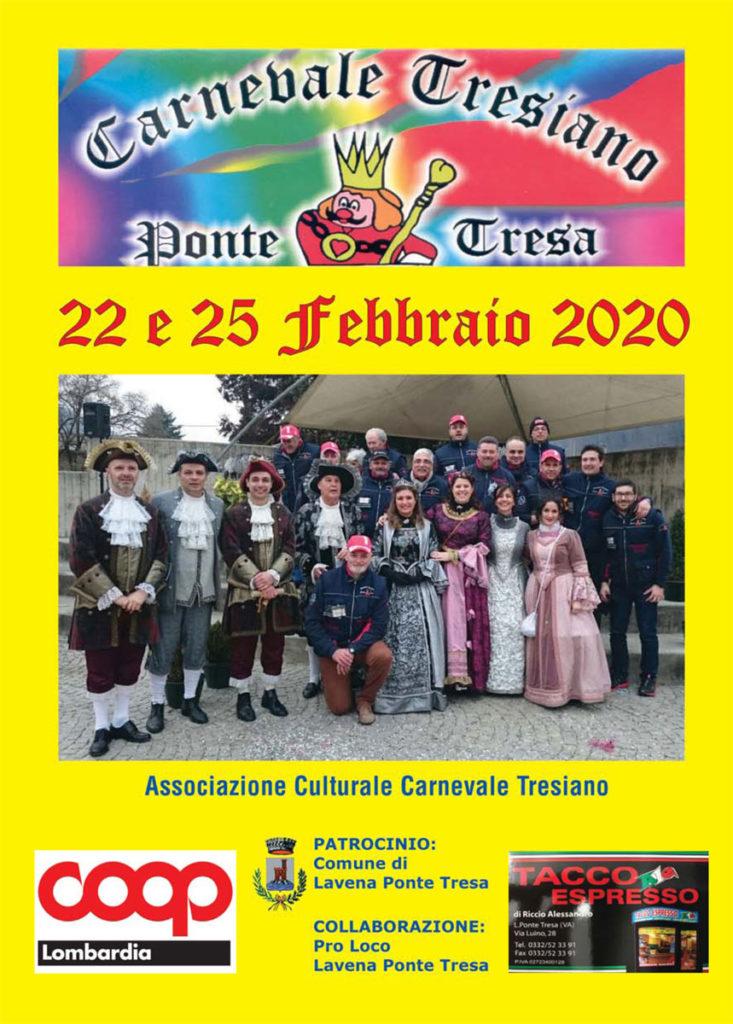 Carnevale Tresiano a Ponte Tresa
