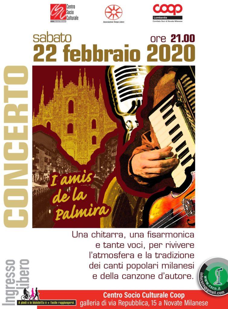Concerto I amis de la Palmira