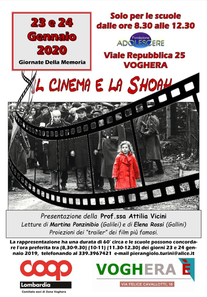 Giornata della Memoria 2020 Il cinema e la Shoah appuntamento con le scuole