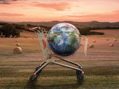 Il carrello che vuole cambiare il mondo ha fatto strada