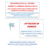 Attacchi di panico: incontro con il Dottor Catania
