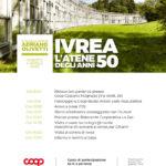 Ivrea, l'Atene degli anni 50: cita nella città di Adriano Olivetti