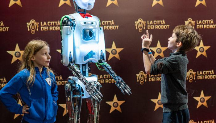 La Città dei Robot è stata prolungata fino al 1° marzo