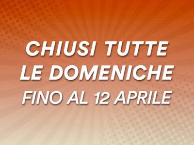 Coop Lombardia chiude la domenica fino a Pasqua