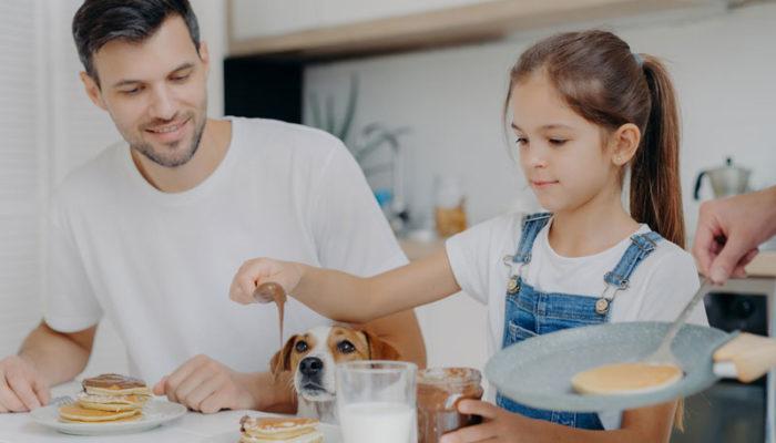 Festa del papà #iorestoacasa e cucino insieme a lui