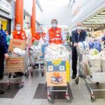 Spesa a domicilio i primi risultati del Protocollo d'Intesa