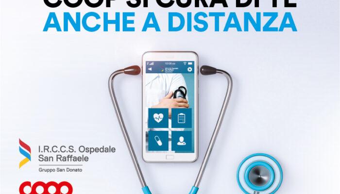 Il nuovo servizio di Telemedicina all'Ospedale San Raffaele