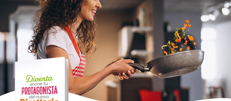 Invia la tua ricetta e partecipa al nuovo Ricettario Smart