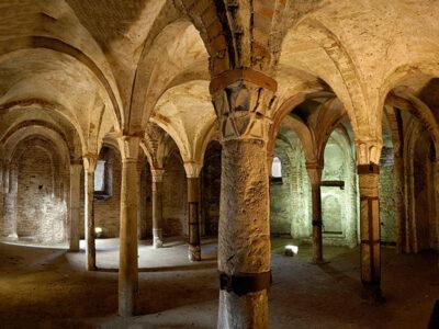 Vota la Cripta di Sant'Eusebio tra i Luoghi del Cuore