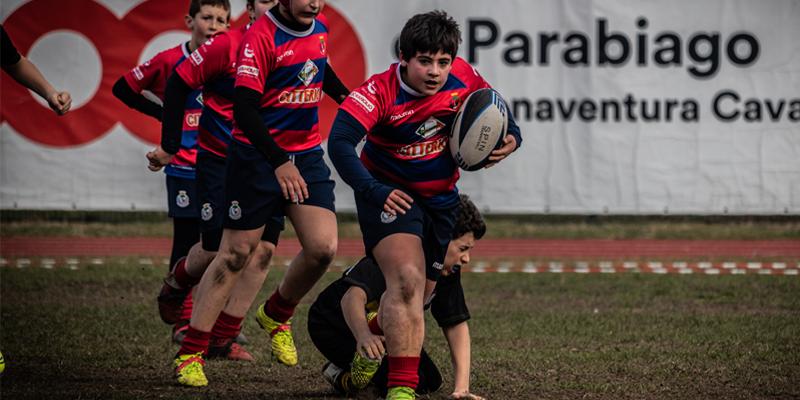 Inizia l'estate con il Summer Camp del Rugby Parabiago