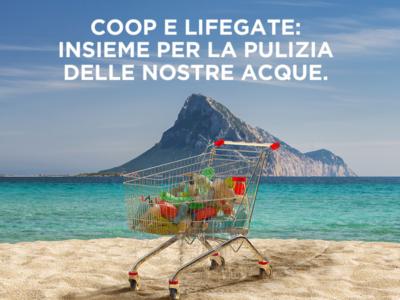 Coop e LifeGate insieme per la pulizia delle nostre acque