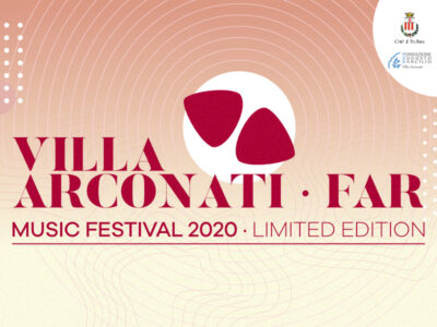 Festival Villa Arconati - FAR limited edition 2020