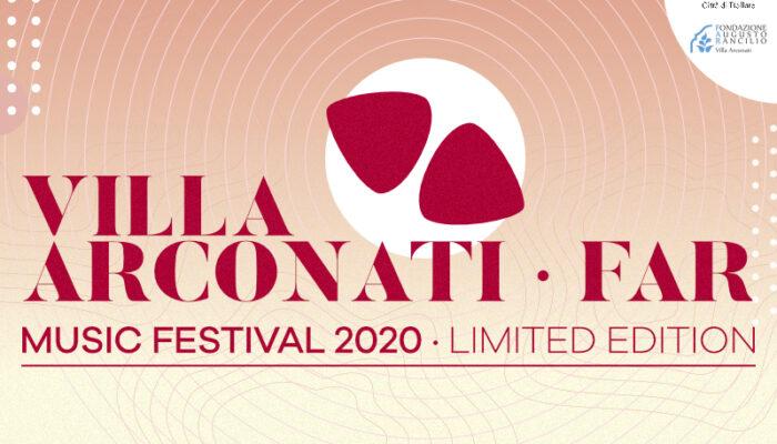 Festival Villa Arconati - FAR limited edition 2020