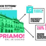 Parco Tittoni fino al 15 settembre tanti nuovi eventi