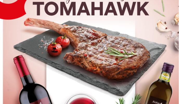 Tomahawk è arrivata una gigante eccellenza di reparto