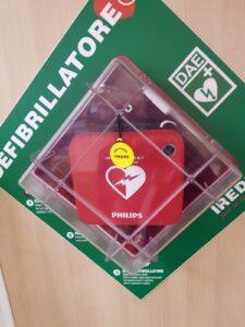 Diritti al cuore: un defibrillatore all'Ipercoop di Novate
