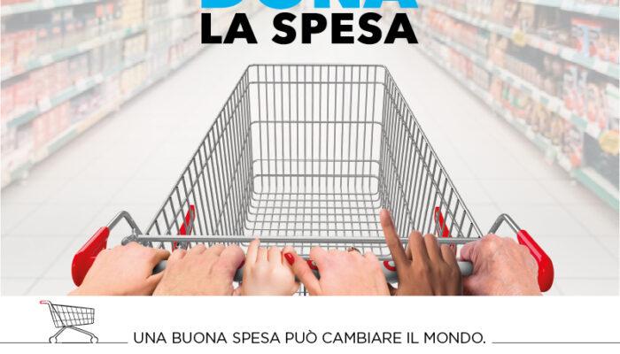 Sabato 17 ottobre dona la spesa nei nostri negozi