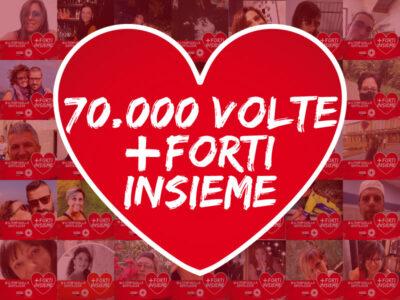 Più forti insieme: 70.000 euro per sostenere Croce Rossa Italiana