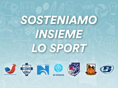 Coop Lombardia al fianco delle associazioni sportive del territorio