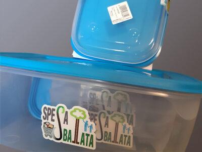 Una Spesa Sballata per un mondo più green, senza plastica