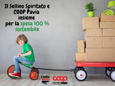 Collaborazione Coop Lombardia e Sellino Spiritato