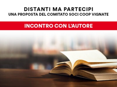Incontro con l'autore - Comitati soci Vignate