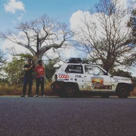 04_Il team Swaput e il Put Foot Rally 2018