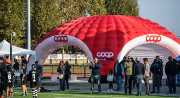 Rugby Parabiago e Coop Lombardia – 14 ottobre 2018
